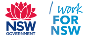 NSW job application