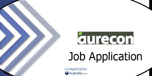 Aurecon Job Application