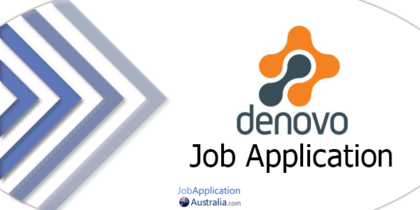 Denovo Job Application