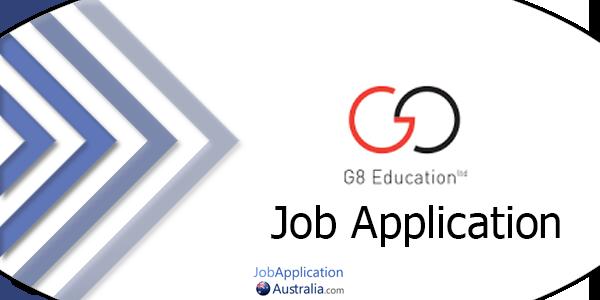 G8 Education Job Application