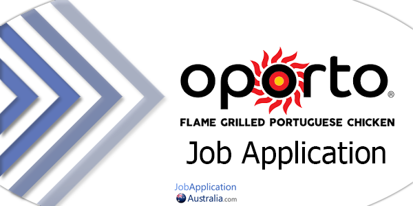 Oporto Job Application