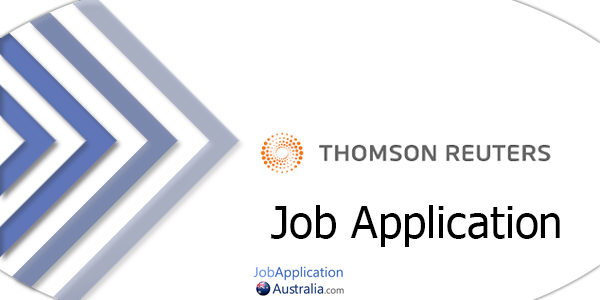 Thomson Reuters Job Application
