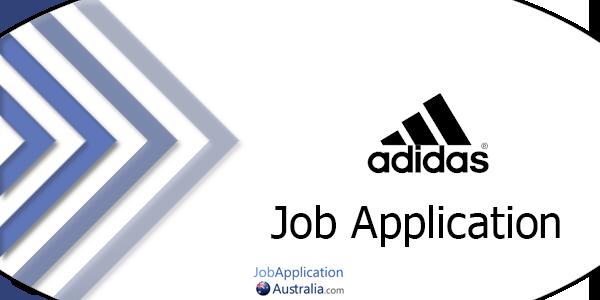 Adidas Job Application