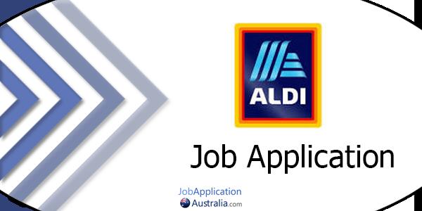 Aldi Jobs: Application Form Online & Careers