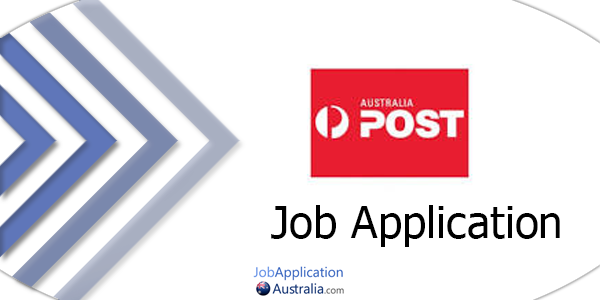 Australia Post Job Application