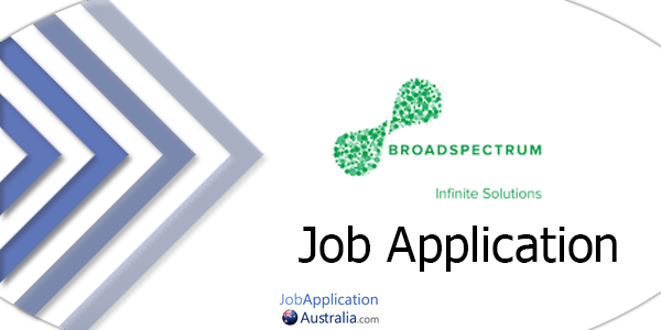 Broadspectrum Job Application