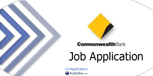 Commonwealth Bank Job Application
