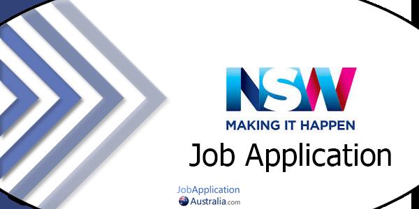 NSW Job Application