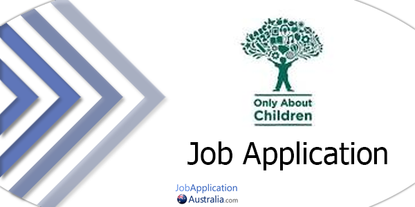 Only About Children Job Application