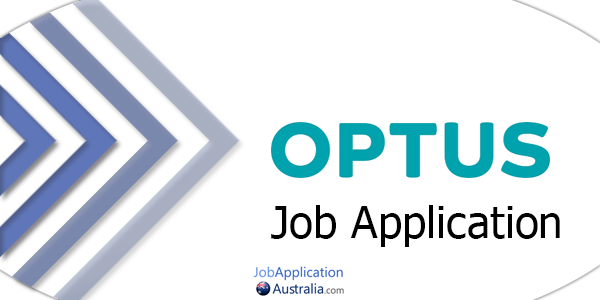 Optus Job Application