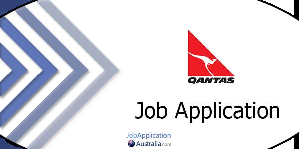 Qantas Job Application