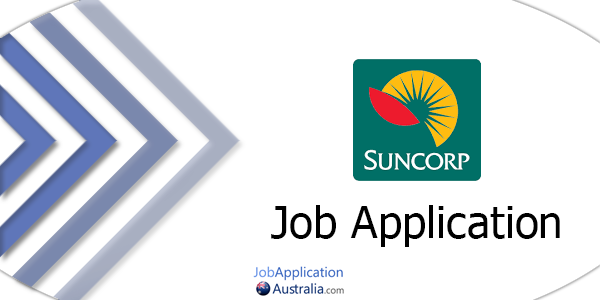 Suncorp Job Application