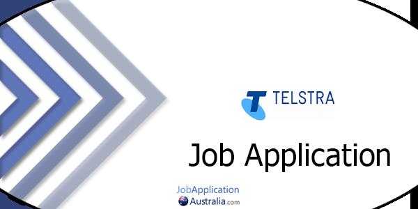 Telstra Job Application