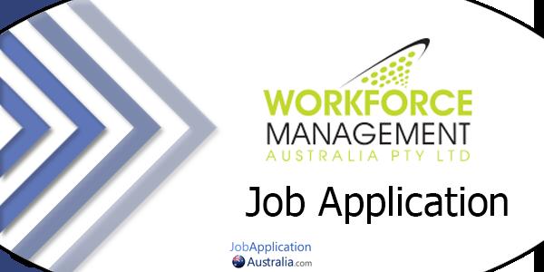 Workforce Job Application
