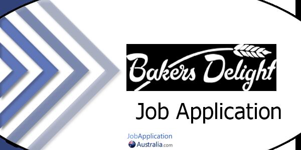 Bakers Delight Job Application