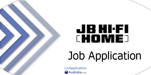 JB Hi-Fi Job Application