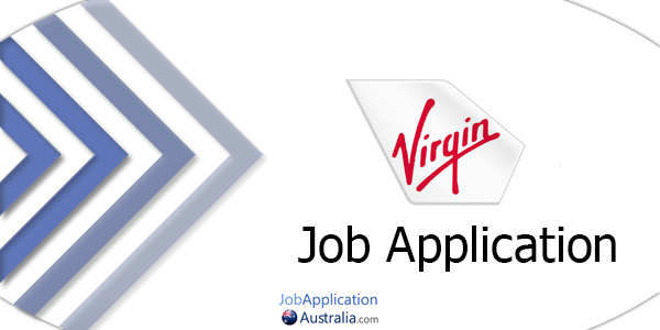 Virgin Australia Job Application