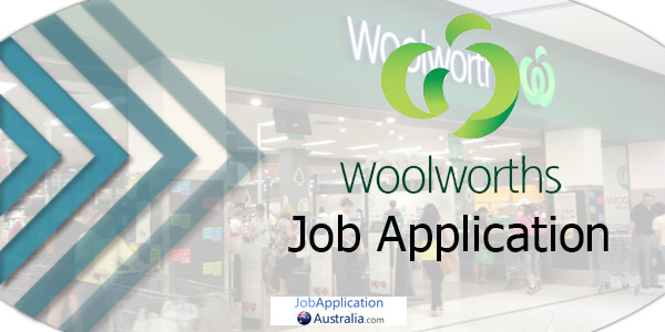 Woolworth Job Application Online
