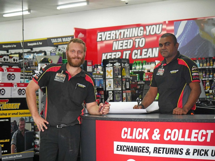 Supercheap Auto Job Application, Career (Assistant Store Manager)
