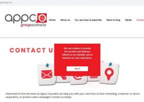 Appco Group Job Application (How to Apply Step 1)