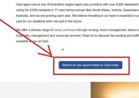 Opal Aged Care Job Application (How to Apply Step 1)