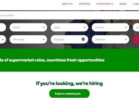 Woolworths Job Application (How to Apply Step 2)