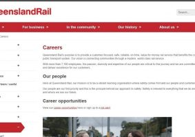 Queensland Rail Job Application (How to Apply Step 1)