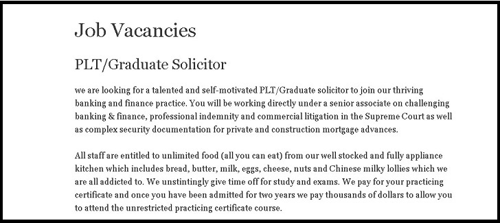 Bransgroves Lawyers Jobs: Application Form Online & Careers
