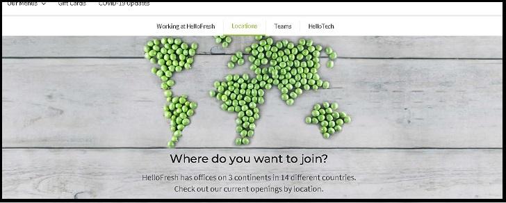 HelloFresh Jobs: Application Form Online & Careers
