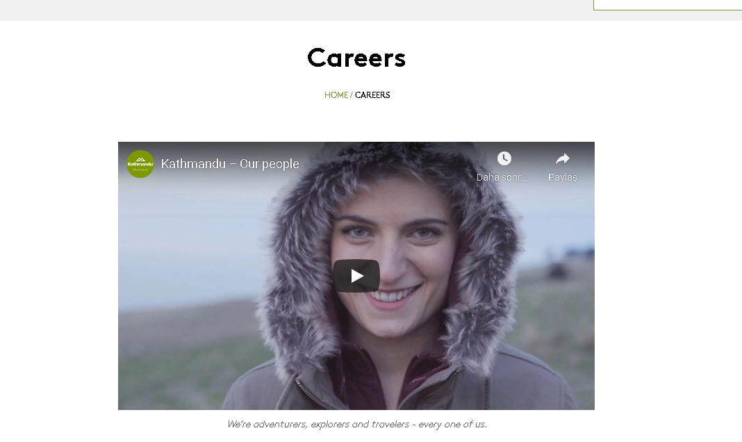 Jobs: Application Form Online & Careers