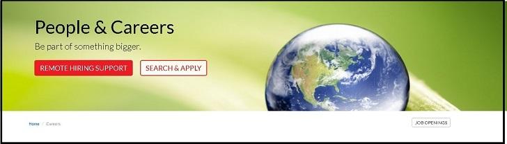LexisNexis Job Application