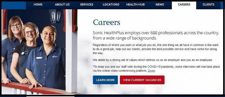 Sonic Healthcare Jobs: Application Form Online & Careers