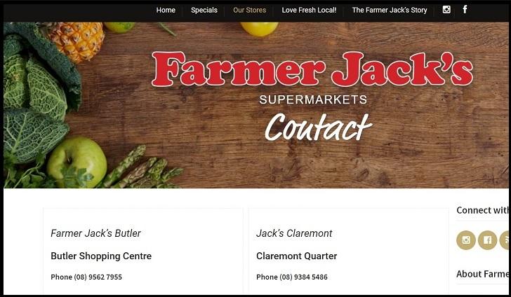 Farmer Jack's Job Application, Career