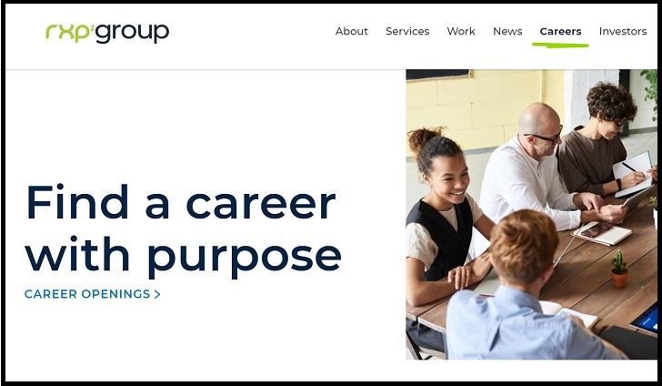 RXP Services Job Application