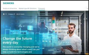 Siemens Jobs: Application Form Online & Careers