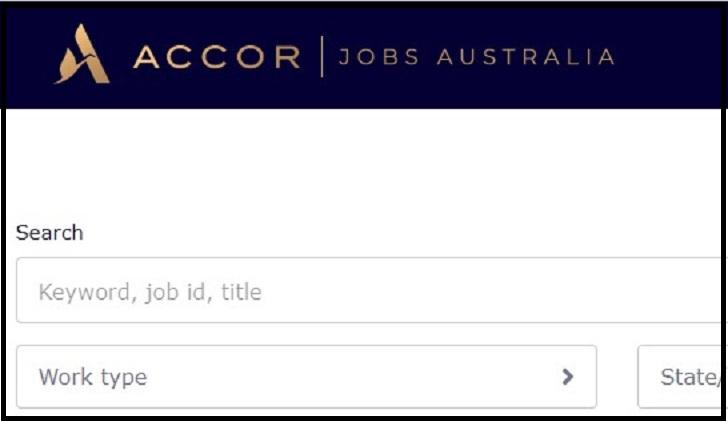 AccorHotels Job Application Form Online & Careers