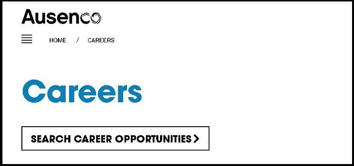 Ausenco Jobs: Application Form Online & Careers