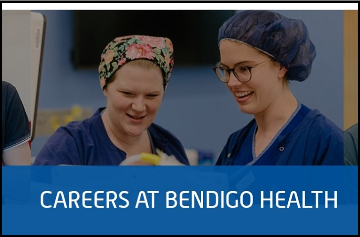 Bendigo Health Job Application Form Online & Careers