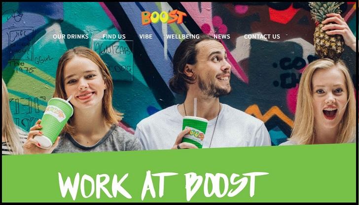 Boost Juice Job Application Form Online & Careers