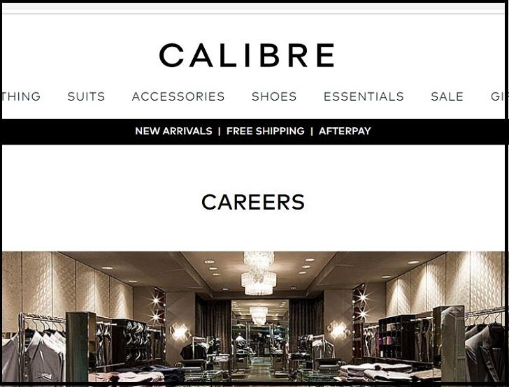 Calibre Jobs: Application Form Online & Careers