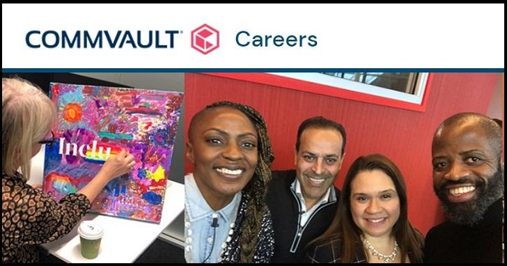 Commvault Job Application Form Online & Careers