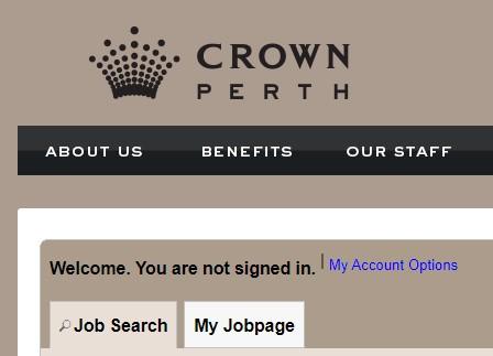 Crown Resorts Job Application Form Online & Careers