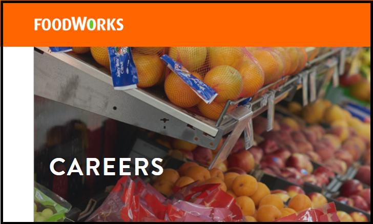 Foodworks Job Application Form Online & Careers