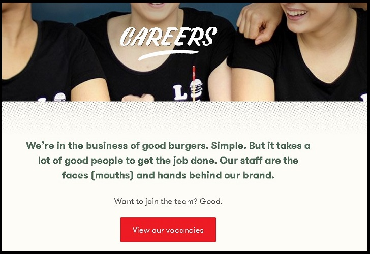 Grill'd Jobs: Application Form Online & Careers