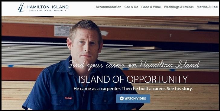 Hamilton Island Job Application Form Online & Careers