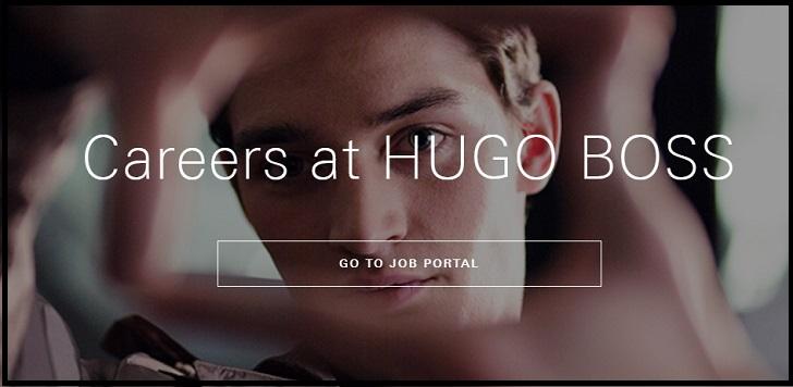 Hugo Boss Jobs: Application Form Online & Careers