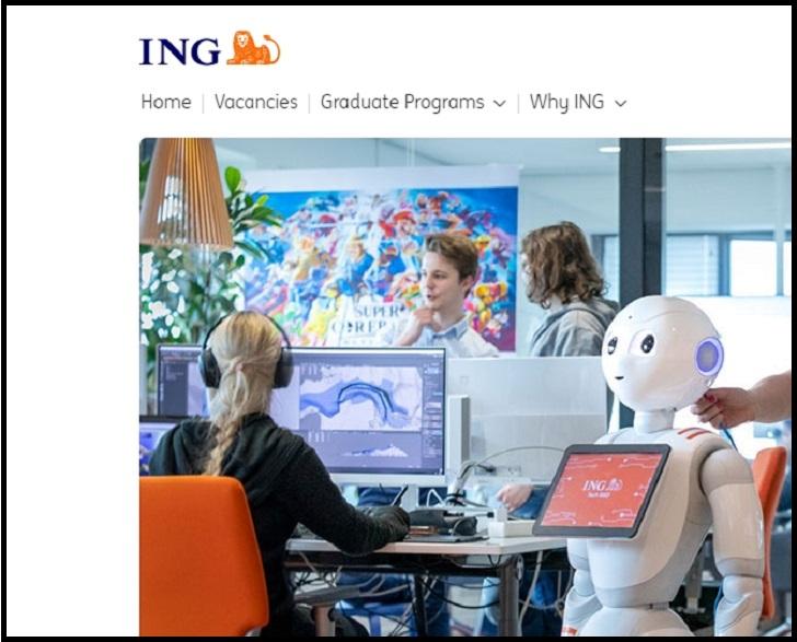ING Bank Job Application Form Online & Careers