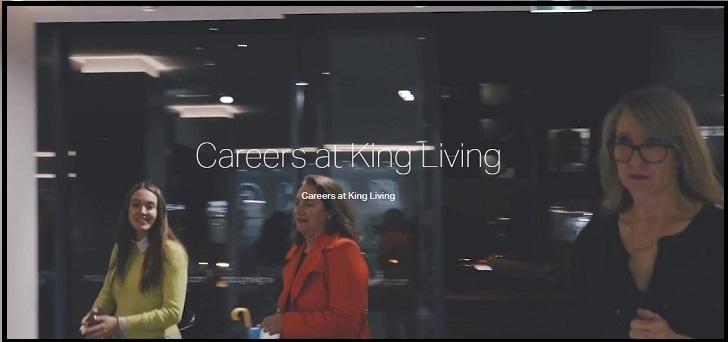 King Living Job Application Form Online & Careers