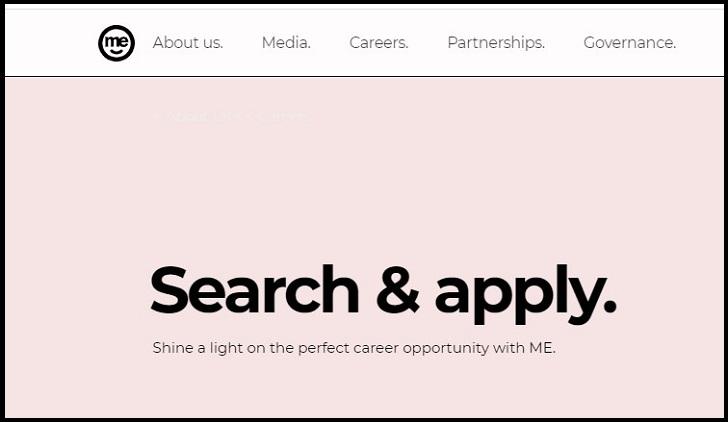 ME Bank Job Application Form Online & Careers