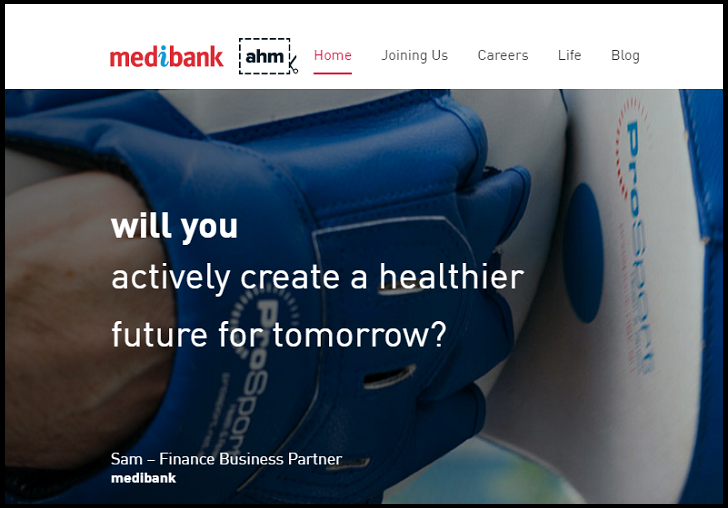 Medibank Job Application Form Online & Careers